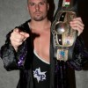 """Scrap Iron"" Adam Pearce prepares to defend his NWA World Heavyweight Championship"