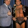 James J. Dillon with Tully Blanchard