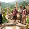 "The Rock's pecs aren't the only oversized things on ""The Mysterious Island"""