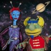 "Take a rock 'n' roll puppet journey into ""Space!"""