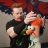 World Heavyweight Champion Sheamus prepares to defend his title