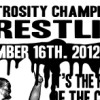 Wrestling with Pop Culture presents: the return of Monstrosity Championship Wrestling