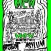 Monstrosity Championship Wrestling goes to the Asylum!