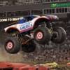 Captain America is off to a Fortune-ate start this Monster Jam season