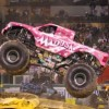 Madusa can still crush cars with the best of them in Monster Jam