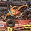 For Nicole Johnson, Scooby-Doo's driver is no Monster Jam mystery