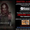 "Win tickets to see ""Sinister"" in Hell!"