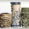 Consume spirits from Horror In Clay's monster mugs