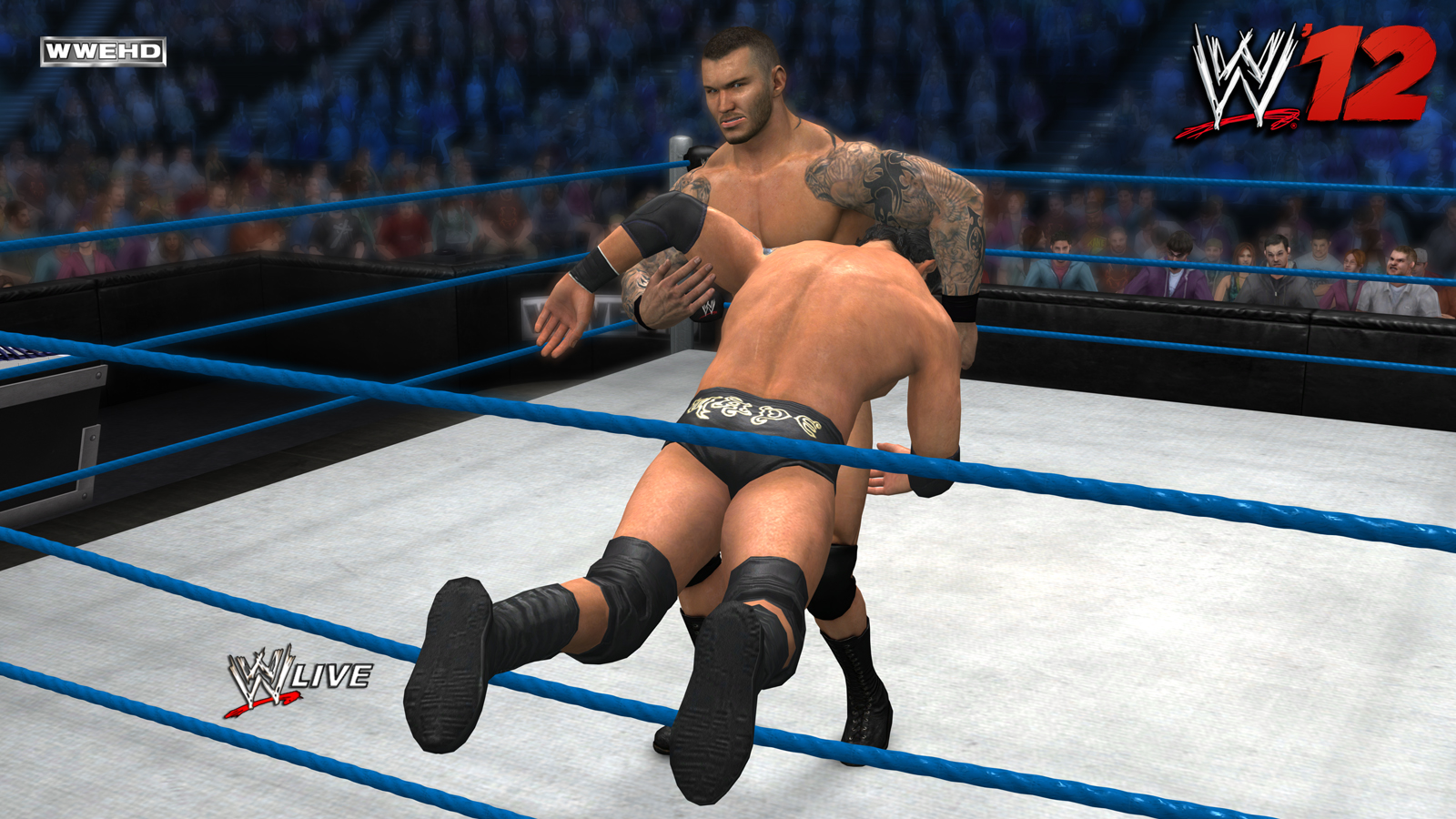 Wwe 2012 Randy Orton Finisher Randy Orton in Wwe '12