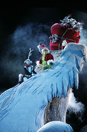 quotthe grinchquot is still trying to steal christmas in this