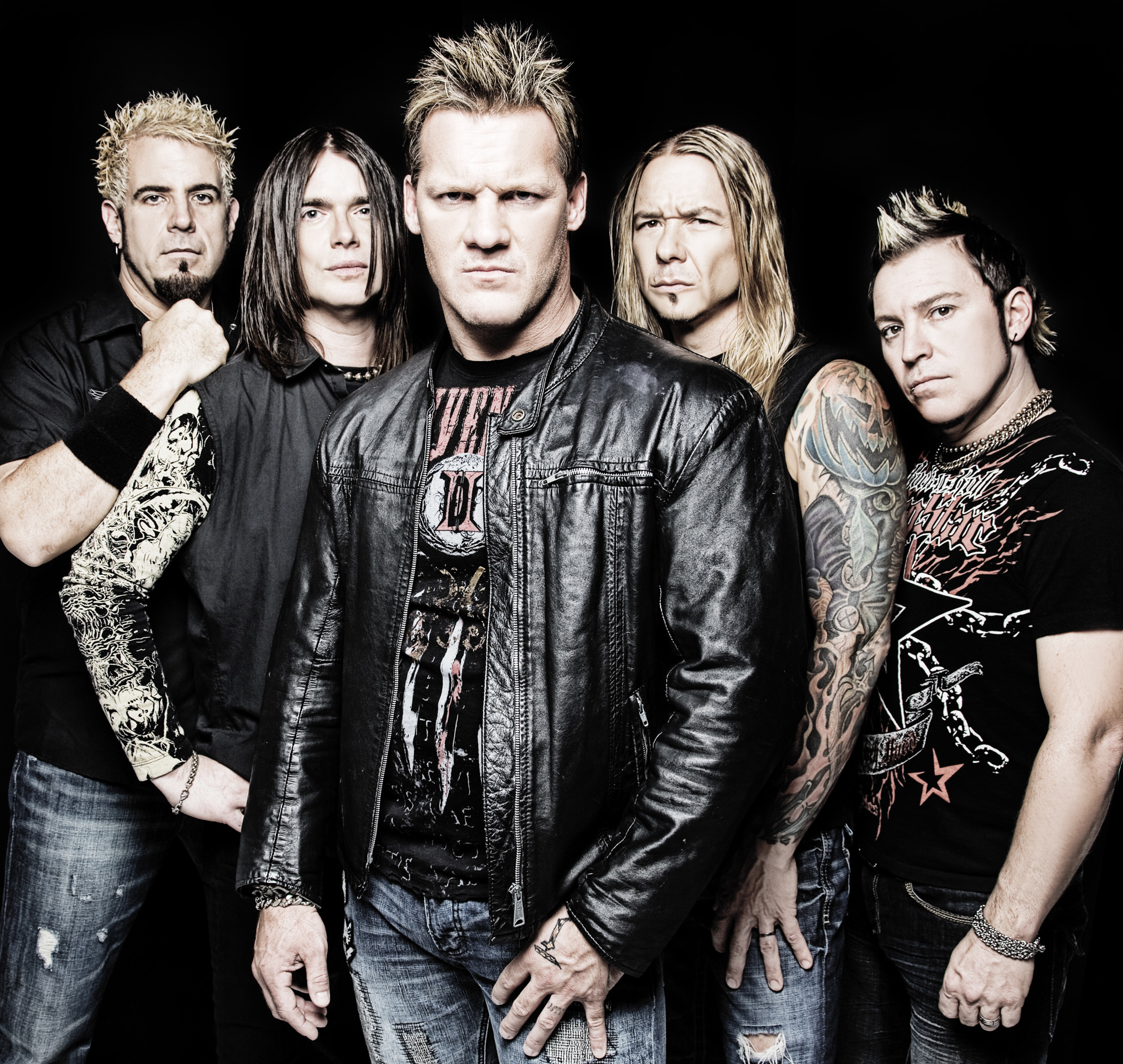 From summerslam to the uproar festival jericho rocks the for House music bands