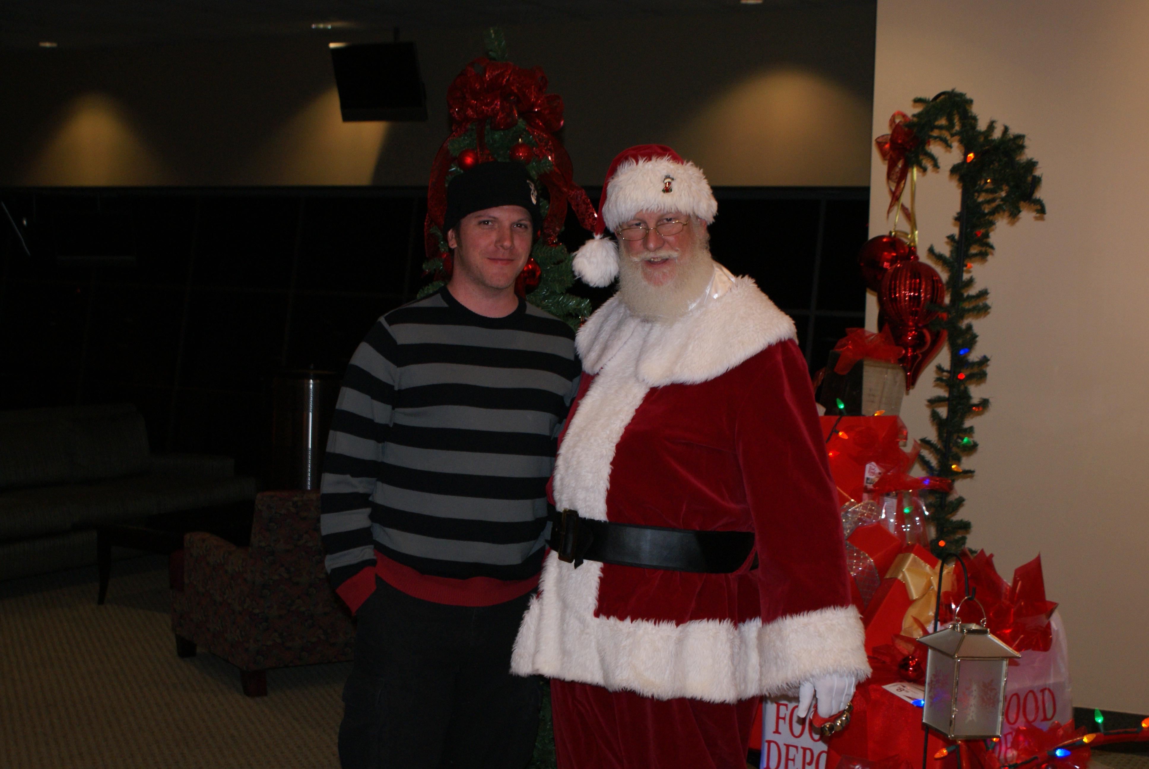 holiday cheer at Atlanta Motor Speedway