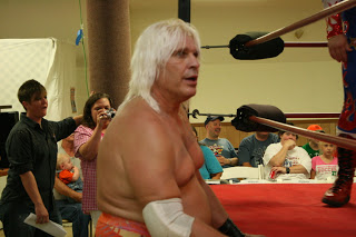 Georgia Wrestling Now Welcomes Tommy Rich And Devon Wrestling With