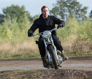Armie Hammer as KGB agent Illya Kuryakin. Photo courtesy of Warner Bros. Pictures.