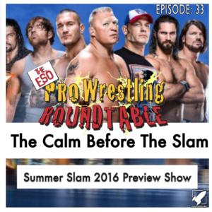 ESO Pro Wrestling Roundtable Episode 30