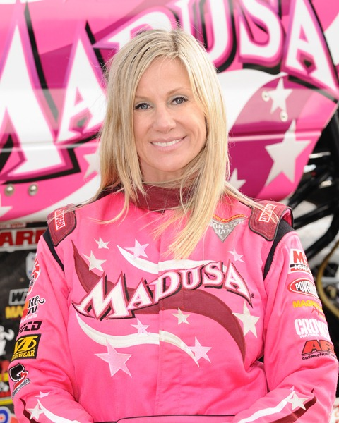 Madusa Can Still Crush Cars With The Best Of Them In Monster Jam Wrestling With Pop Culture